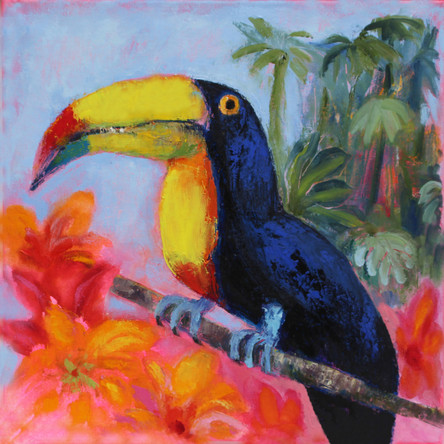 Jungle Toucan - SOLD