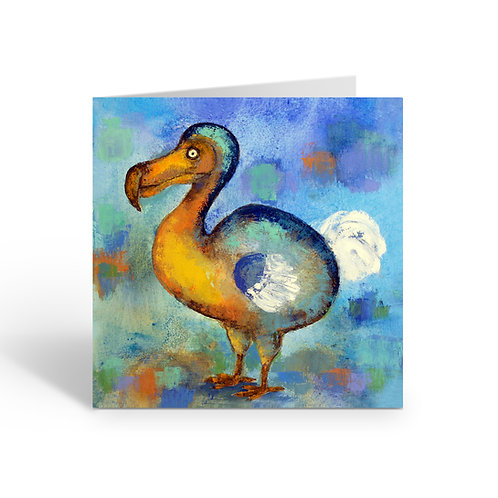 Golden Dodo - card