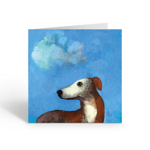 WHOLESALE PACK OF 6 Loveable Lurcher - D066