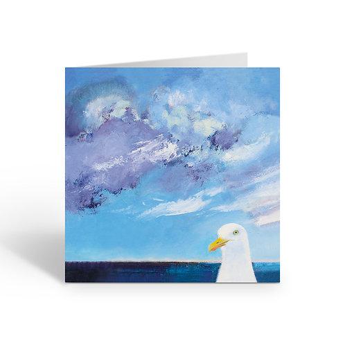 Seagull - card