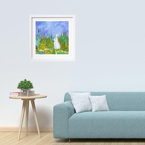 Summer Meadow - print