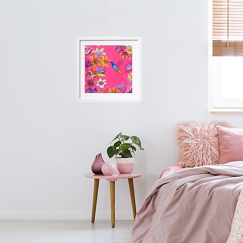 Spring Flowers - print
