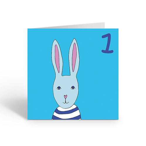 WHOLESALE PACK OF 6 Carnival Bunny - X741
