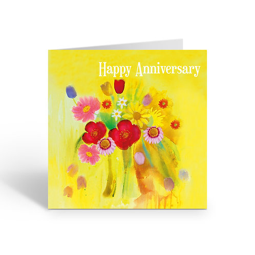 WHOLESALE PACK OF 6 Anniversary / Sunny Morning - Z318