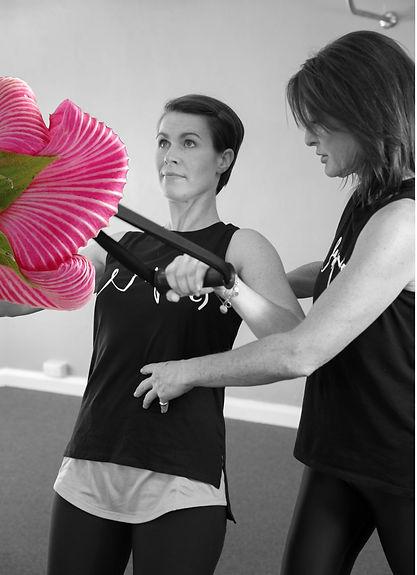 Alison Blake, Physiotherapy, Woman, Women, Flower, Post Natal
