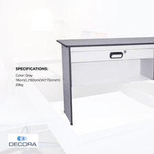 OFT-0226 Wood Office Table