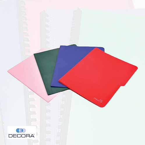 Solid Colored Folder | Short/A4 Size