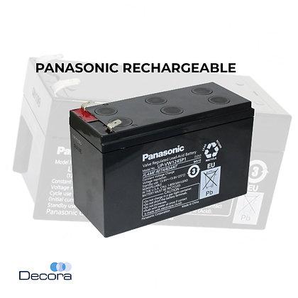 Panasonic Rechargeable