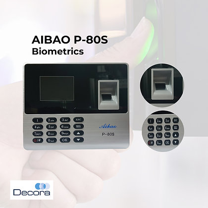 Time Recorder AIBAO P-80S