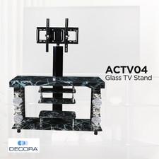 ACTV04 Glass TV Stand