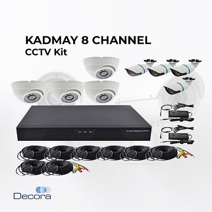 KADMAY 8 CHANNEL
