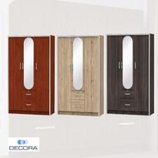 DECORA AZWD309 3 Door Wardrobe