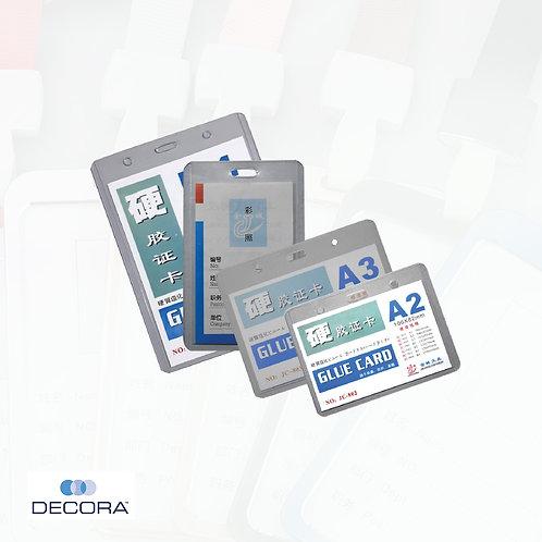 Glue Card | A3