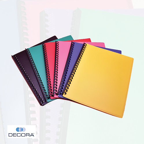 CLEARBOOK - Short/A4 Size