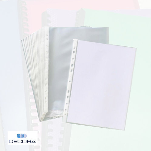 CLEARSHEET PROTECTOR -A4 Size