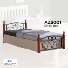 AZS001 Single Bed
