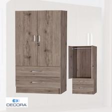 AZWD116 2 Door Wardrobe