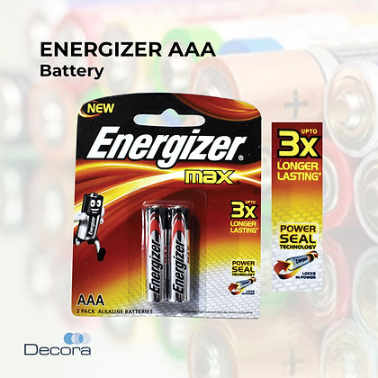 ENERGIZER BATTERY