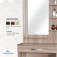 DECORA AZDS222 Dresser