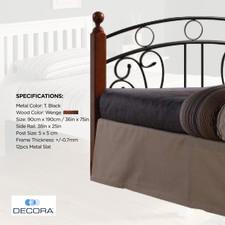 AZS002 Single Bed