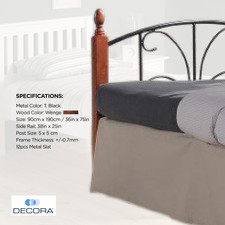 AZS003 Single Bed