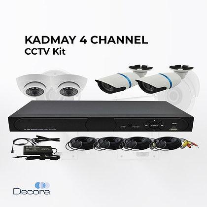 KADMAY 2+2 CHANNEL