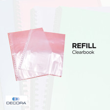 Clearbook Refill