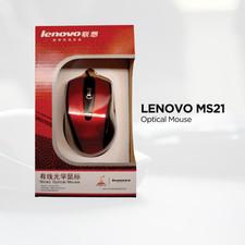 LENOVO MS21 Optical Mouse