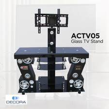 ACTV05 Glass TV Stand