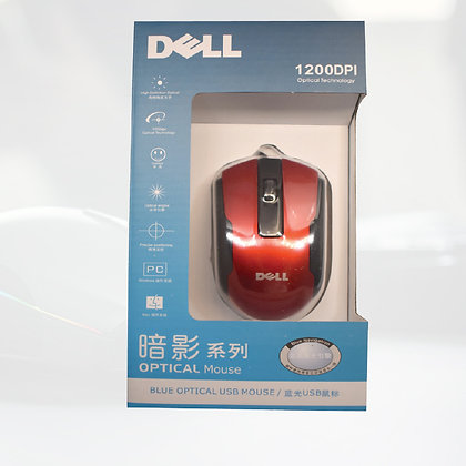 DELL - USB Optical Mouse