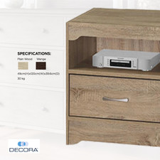 DECORA AZTC402 TV Cabinet