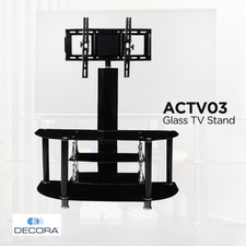 ACTV03 Glass TV Stand