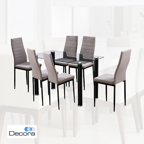 AZDTG555 Dining Table Set