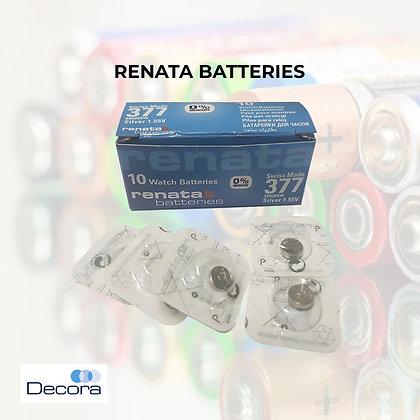 Renata Battery