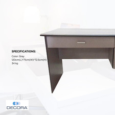 OFT-1105 Wood Office Table (Gray)