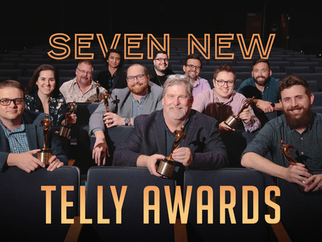 Telly Announcement!