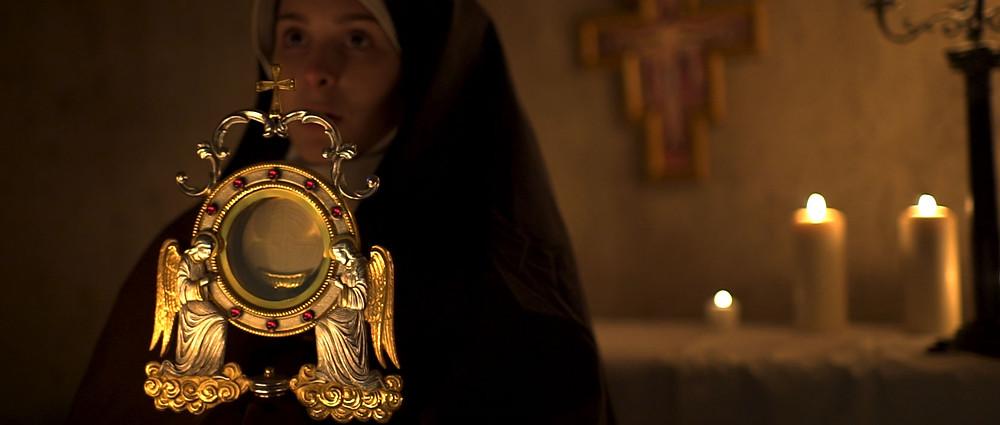 St. Clare Eucharist