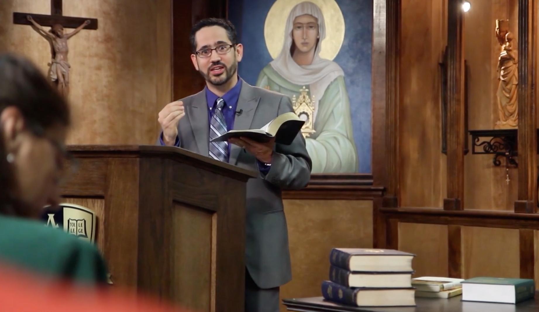 Eucharist: Source & Summit Excerpt