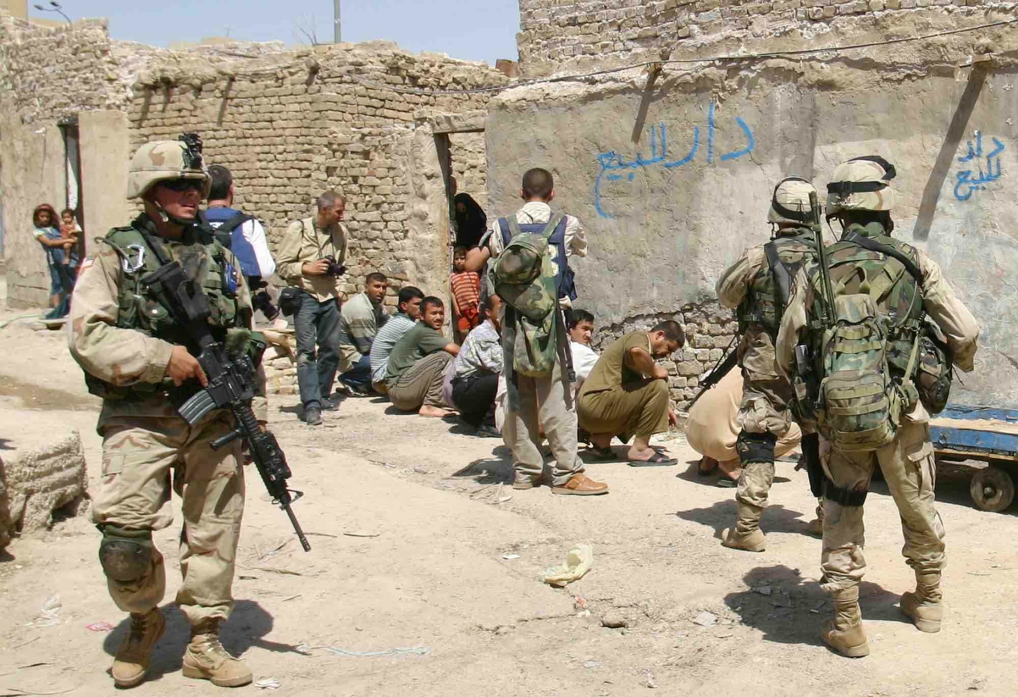 イラク戦争15年に寄せて④