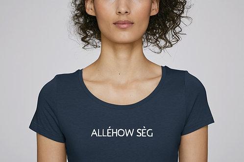 Alléhow sèg Women Shirt