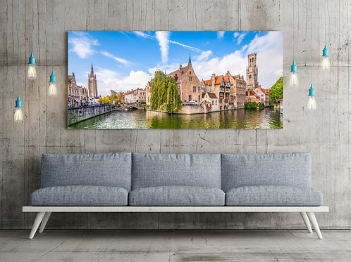 "Canvas ""Brugge"""