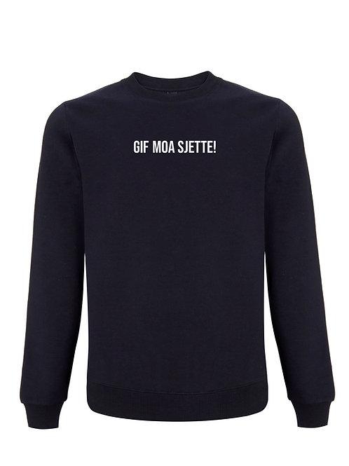 Gif moa sjette! Sweater