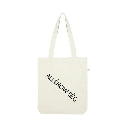 Alléhow sèg Tote Bag