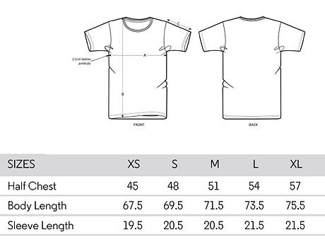 matentabel t-shirt man - cropped 4 teeja