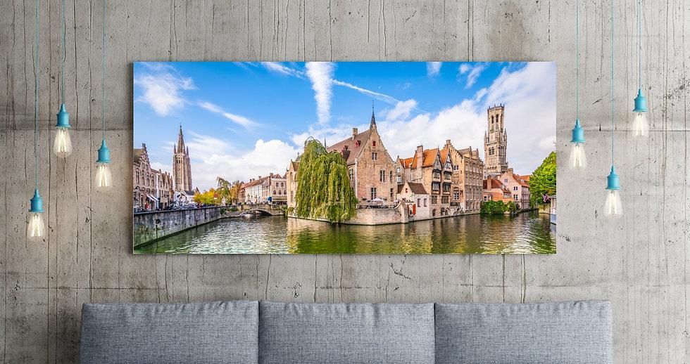 Canvas Brugge
