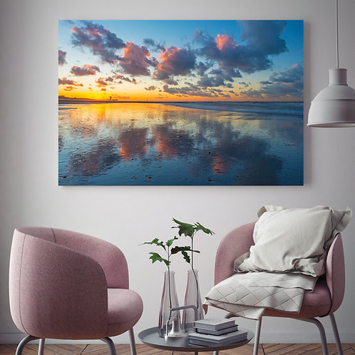 "Canvas ""Ostend Sky"""