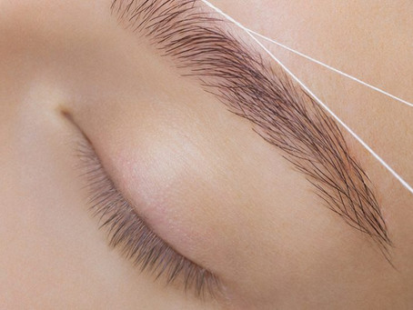 Why is threading better than waxing?