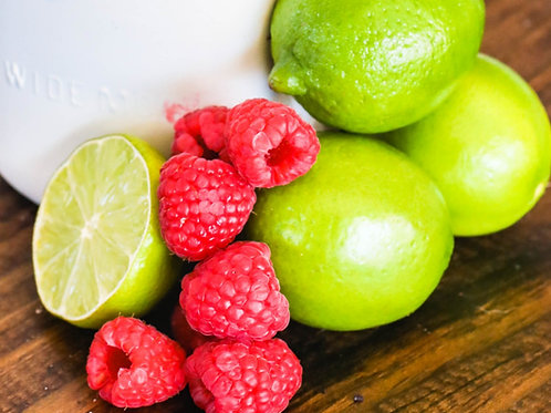 Gia's Raspberry Limeade