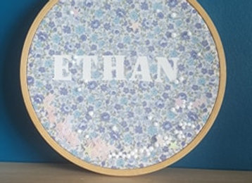 Tambour à personnaliser - Ethan