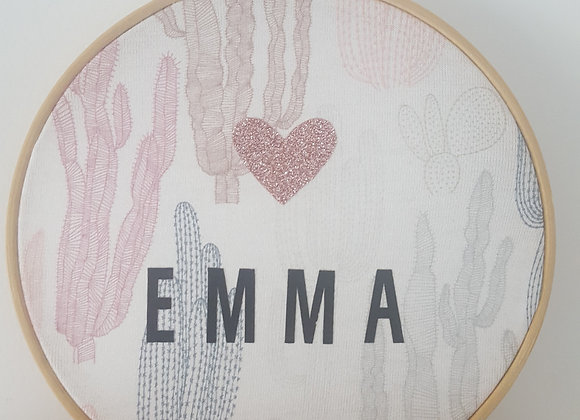 Tambour à personnaliser - Emma